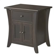 Chandler 1 Drawer 2 Door Nightstand Product Image