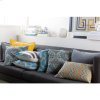 "Oxford AR-134 18"" x 18"" Pillow Shell with Down Insert"