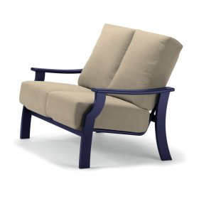 St. Catherine MGP Cushion Two-Seat Loveseat