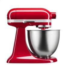 Artisan® Mini 3.5 Quart Tilt-Head Stand Mixer - Empire Red