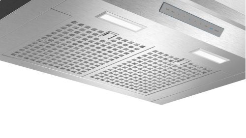 30-Inch Masterpiece® Low-Profile Wall Hood with 600 CFM