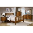 3-1 Queen Slat Headboard Product Image