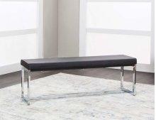 Olympia-blk/chrome Bench 1pk