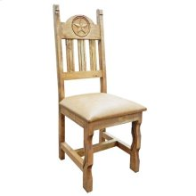 Vinyl Padded Star Chair