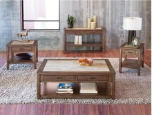 Sonoma County Coffee and End Table Set