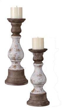 Malta Candleholders