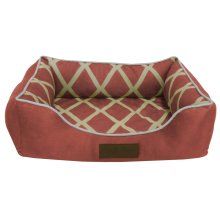 Comfy Pooch Diamond Printed Pet Bed HD95-569
