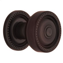Venetian Bronze 5065 Estate Knob