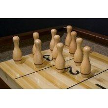 Bowling Pin Set For Shuffleboard Tables