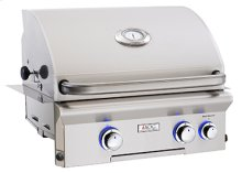 "Cooking Surface 432 sq. inches (24"" x 18"") Built-in Grill"