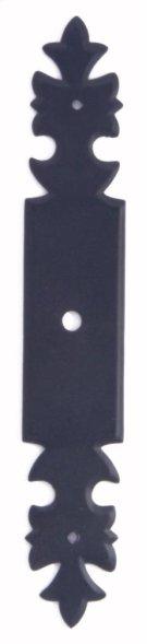 Classic Keyhole Escutcheons (round hole) Product Image