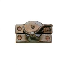Double Hung Sash Lock - SL100 Silicon Bronze Medium