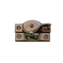 Double Hung Sash Lock - SL100 Silicon Bronze Dark
