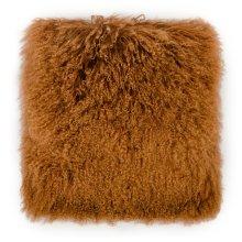 Tibetan Sheep Copper Pillow