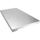 Stainless Steel Griddle/Grill Cover Product Image