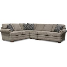 Knox Sectional with Nails 6M00N-SECT