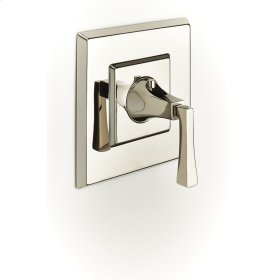 Thermostatic Valve Trim Leyden (series 14) Polished Nickel