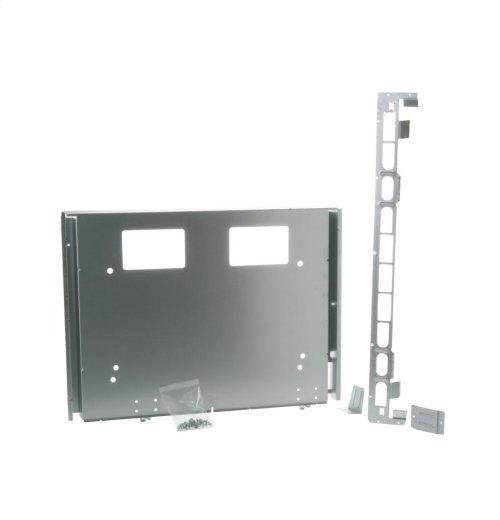 """GE® Optional 30"""" Built-In Trim Kit JX7230SFSS"""