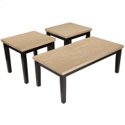 Signature Design by Ashley Wilder 3 Piece Occasional Table Set [FSD-TS3-53ES-GG] Product Image