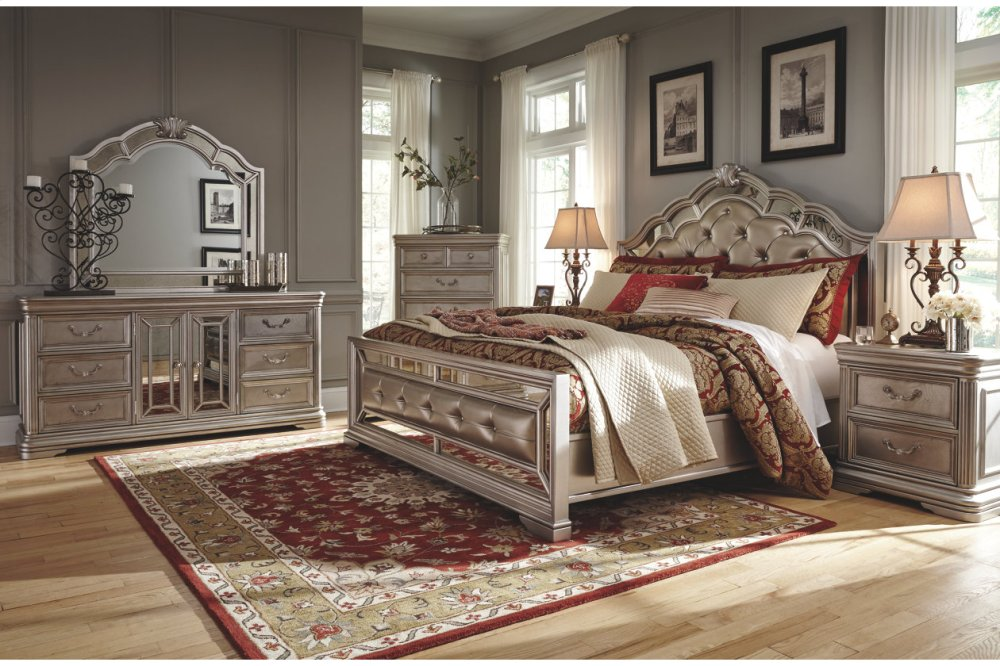 B72031fashion Bed Group Easton Upholstered Headboard With Adjustable