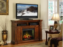 Berkshire Fireplace Media Center