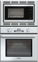 30 inch Professional Series Combination Oven (oven and convection microwave) PODM301J Product Image