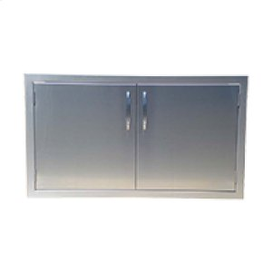 "Capital30"" Precision Double Access Doors"