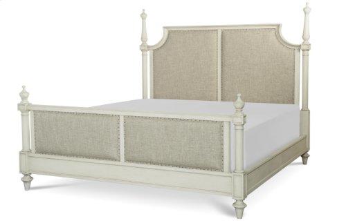 Brookhaven Upholstered Bed, CA King 6/0