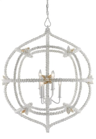 Seaforth Orb Chandelier - 34rd x 42h
