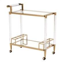 Existential Bar Cart