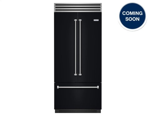 "36"" Built-in Refrigerator/Freezer with French Door"