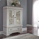 Mirrored Door Chest Product Image