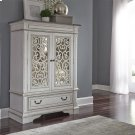 Mirrored Door Chest Product Image