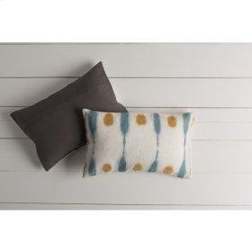 """Kumo KU-001 14"""" X 22"""" Pillow Shell with Down Insert"""