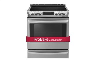 6.3 Cu. Ft. Electric Slide In Range With Probake Convection and Easyclean(R)