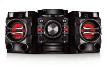 230W Hi-Fi Entertainment System with Bluetooth® Connectivity