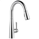 Chrome Single Handle Pull-Down Kitchen Faucet Product Image