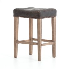 Counter Stool Size Destroyed Black Cover Whitewash Finish Sean Bar + Counter Stool