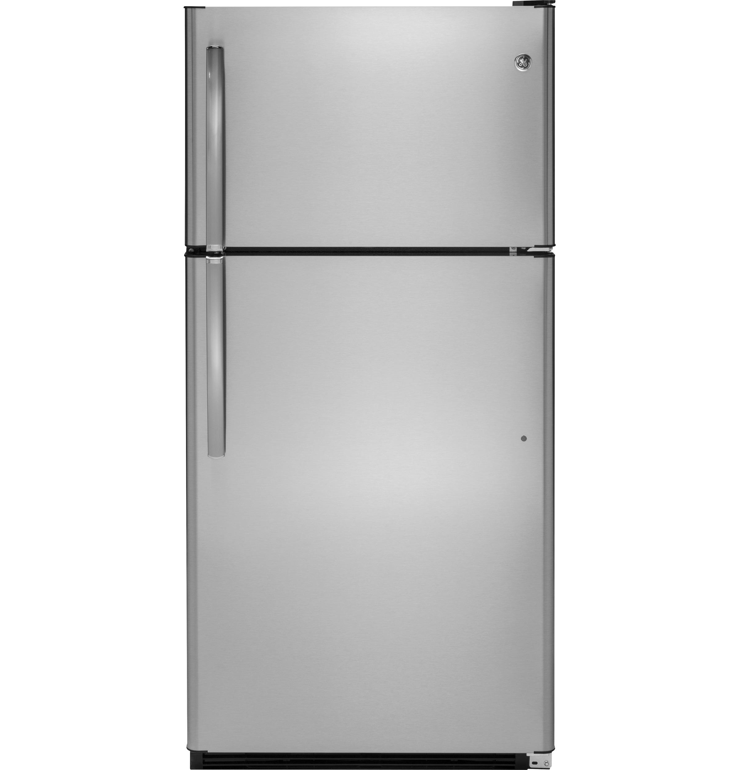 GE(R) 20.8 Cu. Ft. Top-Freezer Refrigerator