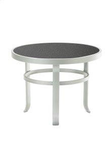 "Raduno 24"" Round HPL Tea Table"