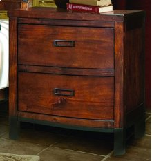 Rustic Lodge Night Stand