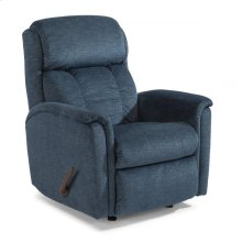 Luna Fabric Rocking Recliner