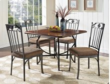 Kendale 5 Pc Dining Set