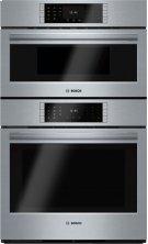 Bosch Benchmark Ser., Combination Oven w/ Speed Oven, SS Product Image