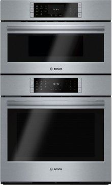 Bosch Benchmark Ser., Combination Oven w/ Speed Oven, SS