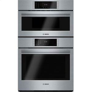 BOSCHBENCHMARK SERIESBosch Benchmark Ser., Combination Oven w/ Speed Oven, SS