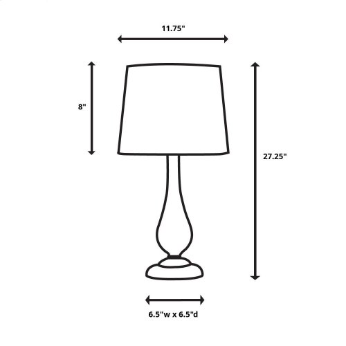 Fernando Table Lamp