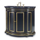 Conference Sink Chest - Black Product Image