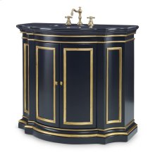 Conference Sink Chest - Black