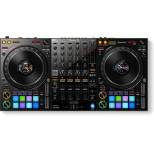 The 4-channel professional performance DJ controller for rekordbox dj